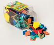Foam Fun Magnet Pattern Blocks, Set of 200 additional picture 3