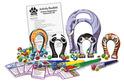 Animal Magnetism Magnet Friends Big Pack: Wildlife
