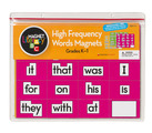 High Frequency Word Magnets, Gr. K-1