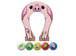 Animal Magnetism Pig Magnet Play Set