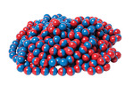 North/South Magnet Marbles, Set of 400