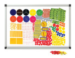 Magnetic Math Manipulatives Bundle