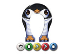 Animal Magnetism Penguin Magnet Play Set