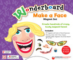 Make A Face Magnet Set