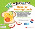 Make A Healthy Lunch Magnet Set