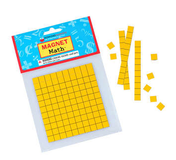 Magnetic Base Ten, Set of 62 picture