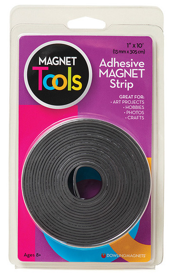 """Adhesive Magnet Strip (1"""" x 10') picture"""