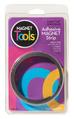 """Magnet Strip 1"""" x 6"""" 6 pcs w/adhesive"""