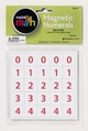 Magnetic Numerals, Set of 100