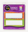 Magnetic Name Plates, Set of 20 additional picture 1