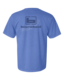 Large - Blue - Classic Fit Signature S/S Tee