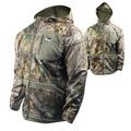 [2XL] - XTRA - UFS Fleece Hooded Jacket
