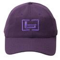Women's Casual Cap - Purple - w/ b Logo