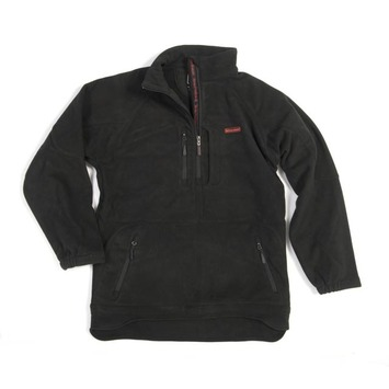 Small - Black - UFS Fleece 1/4 Zip Jacket picture