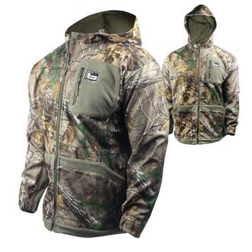 [XS] - XTRA - UFS Fleece Hooded Jacket picture