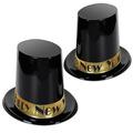 Gold Big Top Hat