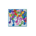 Fanci-Fetti Musical Notes