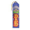 World's Best Dad Award Ribbon