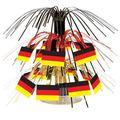 German Flag Mini Cascade Centerpiece