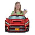 Sports Car Photo Prop