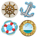 Nautical Cutouts