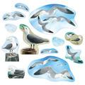 Seagull Cutouts