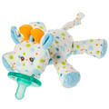 Little Stretch Giraffe WubbaNub™ Pacifier - 6""