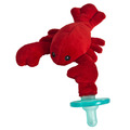 "Lobbie Lobster WubbaNub™ Pacifier - 6"""