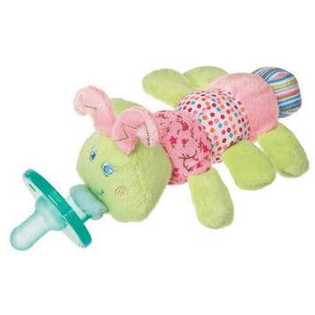 "Cutsie Caterpillar WubbaNub™ Pacifier  -  6"" picture"