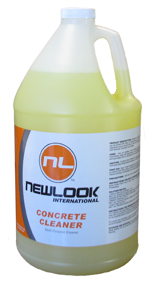 1-Gal. Mean Klean Concrete Cleaner - Multi-Purpose Surface Cleaner picture