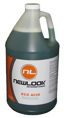1-Gal. EcoAcid - Exfoliating Concrete Cleanser picture