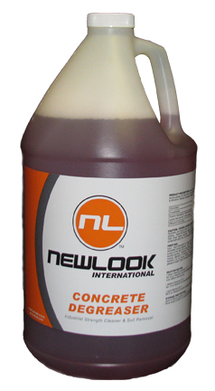 1-Gal. Mean Klean Concrete Degreaser picture