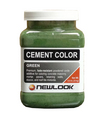 1 lb. Green Fade Resistant Cement Color
