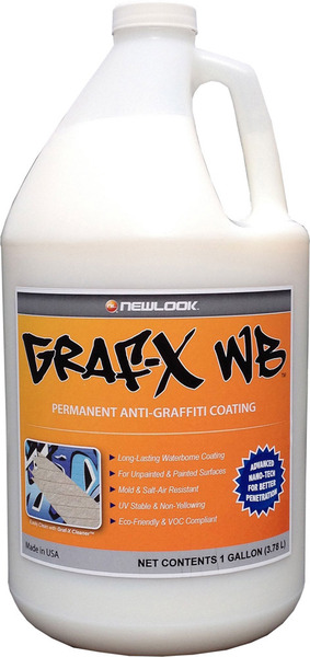 1-Gal. Graf-X WB Permanent Anti-Graffiti Coating picture