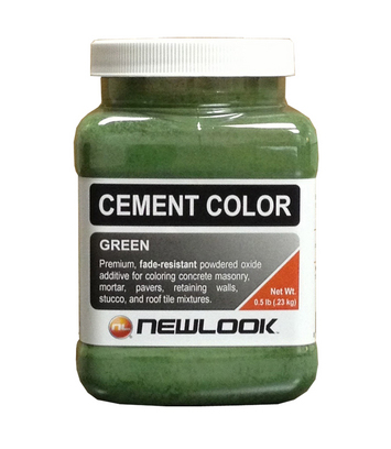 1 lb. Green Fade Resistant Cement Color picture