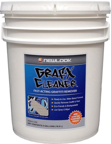 5-Gal. Graf-X Cleaner - Graffiti Remover picture