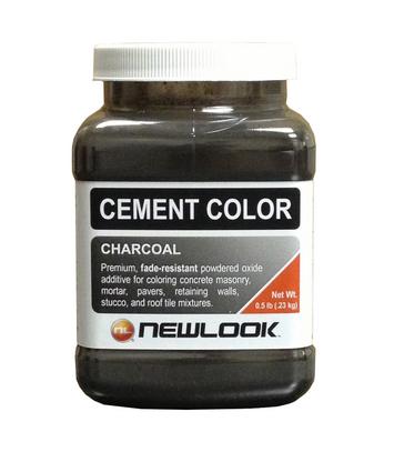 0.5 lb. Light Brown Fade Resistant Cement Color picture