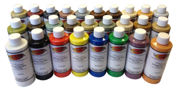 SmartColor 4 oz. Sample Set - Discounted Set of All 28 Colors picture