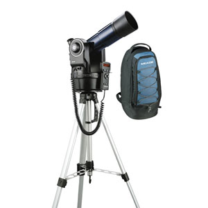 ETX-80AT-TC BB Achromatic Refractor  with Backpack picture
