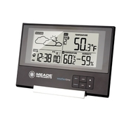 TE346W Slim Line Personal Weather Station with Atomic Clock