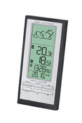 TE388W Personal Weather Station with Atomic Clock
