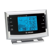 TE653ELW-M Personal Weather Station with Atomic Clock