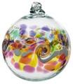 Colour Wave Ornament - Desert Flower