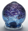 Candle Dome - Van Glow - Purple/Blue