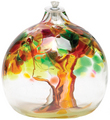 "6"" Oil Lamp Tree - Autumn"