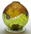 Candle Dome - Van Glow - Gold/Lime
