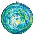 Hanging Spiral Sun Disc- Oceania