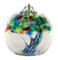 "6"" Oil Lamp Tree - Family"