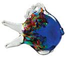 Festive Fish- Blue