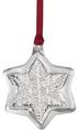 Clear Snowflake Jewel Suncatcher